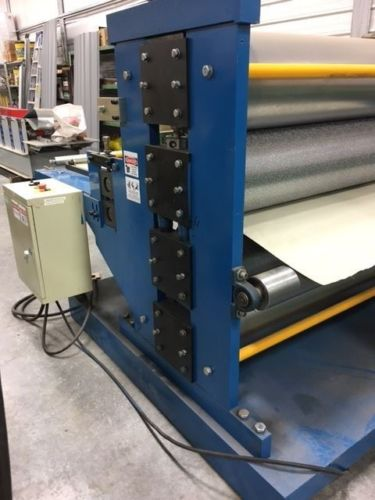 Sheet Metal Embossing Machine